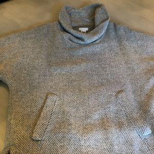 J.Crew dolman sleeve wool jacket
